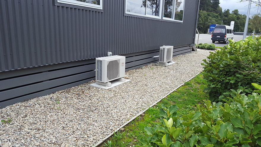Commercial and residential air conditioning blenheim marlborough light commercial air conditioning aloadofball Images